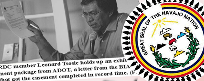 Navajo nation release