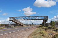 Ganado Pedestrian Bridge